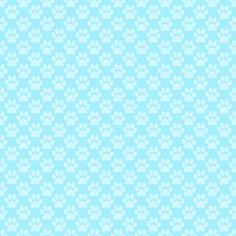 Click to get the codes for this image. Baby Blue Seamless Paw Prints Wallpaper, Paw Prints, Blue Background Wallpaper Image or texture free for any profile, webpage, phone, or desktop