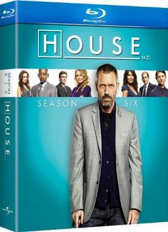 House M D Season Six Blu Ray 025192054907 | eBay