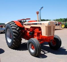 Case tractors have several design faults which make them hard to ...
