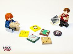 #GAMES #Sticker for #LEGO tiles and bricks on www.brick-pimp.com