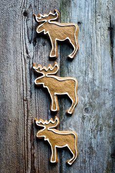 moose cookies!