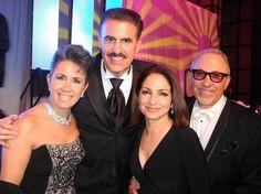 Emilio & Gloria with my Miami Metro Zoo pal Ron Magill