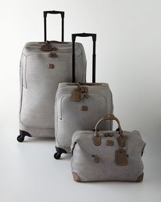 Bric's Life Luggage in grey                                                                                                                                                                                 More