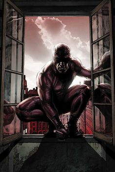 Daredevil by Lee Bermejo