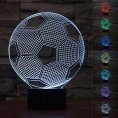 Lampe dambiance ballon pour décoration de maison