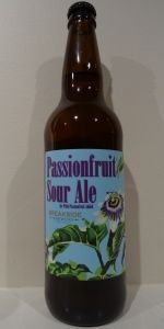 sour ale light fruit good for a summer bbq more passionfruit sour ...
