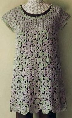 Art: Crochet Clothing