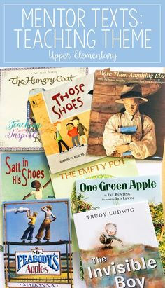 Theme, definitely check out this post. It shares six read alouds with brief summaries and a list of possible themes for each. The post also shares ideas and guidelines for using the read alouds to teach theme. Reading Lessons, Reading Strategies, Reading Skills, Teaching Reading, Reading Comprehension, Guided Reading, Learning, Comprehension Strategies, Guided Math