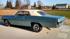 Make:  Chevrolet Model:  Impala Year:  1966 Exterior Color: Blue Interior Color: Blue Doors: Two Door Vehicle Condition: Good  Price: $16,000 Mileage:42,000 mi Engine: 8 Cylinder Please Contact:  810-300-1503   For More Info Visit: http://UnitedCarExchange.com/a1/1966-Chevrolet-Impala-963864712610