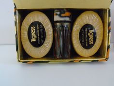 Faberge TIGRESS Debutette Threesome Gift Set by 777VintageStreet