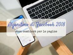 Ecco arrivato l'algoritmo di Facebook 2018 con le sue novità e i suoi cambiamenti. Poche belle notizie per le pagine, ma nuovi spunti per arricchire la tua strategia con nuovi contenuti. Facebook, Computer Keyboard, Nova, Computer Keypad, Keyboard