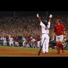 Manny Ramirez - This home run eliminated the Angels from the playoffs and sent the Red Sox to the ALCS.