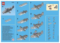 LEGO Monthly Mini Model Build: August 2012 – Smashing Bricks