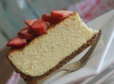 Incredibly Creamy & Delicious Gluten Free New York Cheesecake Recipe