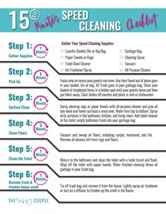 14 Clever Deep Cleaning Tips & Tricks Every Clean Freak Needs To Know Speed Cleaning, Cleaning Spray, Deep Cleaning Tips, Toilet Cleaning, House Cleaning Tips, Cleaning Solutions, Cleaning Hacks, Cleaning Supplies, Clean House Checklist