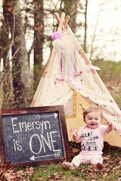 Emersyn Grace is a Wild ONE!