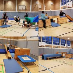 In der Eltern-Kind-Gymnastik der JSG wird immer mehr los! Fun, b . School Sports, Kids Sports, Parkour, Fun Workouts, At Home Workouts, Ecology Design, Kids Gymnastics, Social Trends, Camping Games