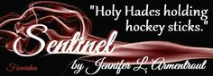 FicWishes: Hold On - Nikki's Review of SENTINEL by Jennifer L. Armentrout