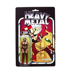 taarna figure HEAVY METAL