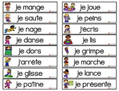 French Teaching Resources, Teaching French, French Language Lessons, French Lessons, Learning French For Kids, French Worksheets, Core French, French Education, French Classroom
