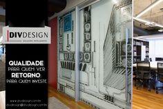 Design e Sofisticação em nossas divisórias de vidro  #divdesign #arquitetura #divisórias #sofisticação #excelência #altopadrao
