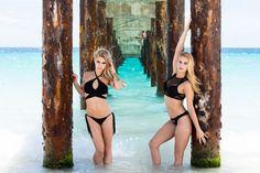 This Steamy Brooklyn Nets Dancers Swimsuit Calendar Is a Slam Dunk - Maxim