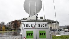 Programación de Russia Today para la teleaudiencia cubana