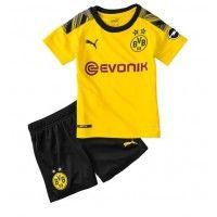 Borussia Dortmund Replica Home Baby Kit 2019-20(+ Short pants) Short Sleeve