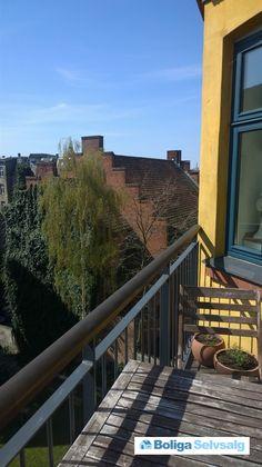 Skydebanegade 42, 4. tv., 1709 København V - Lys sydvendt 2v med altan i Skydebanegade #andel #andelsbolig #andelslejlighed #kbh #københavn #vesterbro #selvsalg #boligsalg #boligdk
