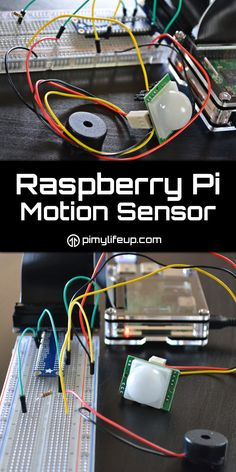 You can hook a motion sensor up to the Raspberry Pi so that you're able to detect any motion within the vicinity of the Pi. This can be used to activate a program or whatever you would like.