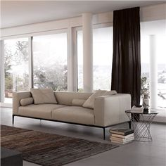 Switch Modern is proud to offer the unique Jaan Living Sofa made by Walter Knoll. We're pleased to offer no sales tax* and our price match guarantee.