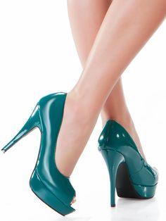 It's time for brand new High Heels: http://www.koketna.com/obuvki-rita