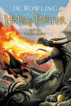 Harry Potter and the Goblet of Fire Author: J. K. Rowling