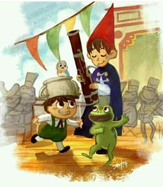 314 Best Over The Garden Wall Images On Pinterest Over