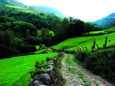 Senderismo por el valle de Baztan Escapada por la Navarra más verde... Valle de Baztan
