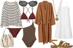 Whether you're looking for the perfect classic or just a quick wardrobe fix, we guide you to the best steals right now. List Style, Style Me, World Of Fashion, Fashion News, One Shoulder Swimsuit, Fashion Essentials, Fashion Company, French Fashion, Summer Looks