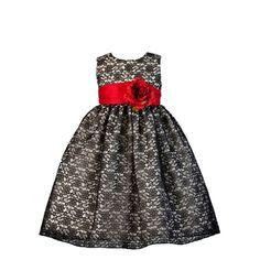Elena Floral Embroidered Holiday Dress with Rose Sash for Infants Fancy Dress Color: Black Fancy Dress Size: 12M (12 months) Greatlookz,http://www.amazon.com/dp/B009NKNAEG/ref=cm_sw_r_pi_dp_iRAesb173R9KGTFT