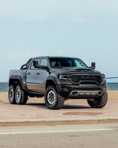 Trx, Ram Runner, Chevy Reaper, Ram Rebel, 6x6 Truck, The Warlord, Tire Tread, Crate Engines, Dodge Power Wagon
