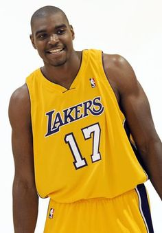 Andrew Bynum-mmmm #lakers