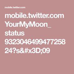 mobile.twitter.com YourMyMoon_ status 932304649947725824?s=09