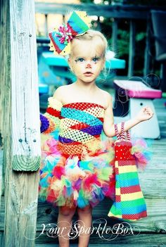 29 Homemade Kids Halloween Costume Ideas DIY Clown
