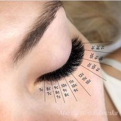 Perfect Eyelashes, Best Lashes, Curl Lashes, Volume Lashes, Eyelash Extensions Styles, Best Lash Extensions, Lash Growth, Lash Room, Oil Free Makeup