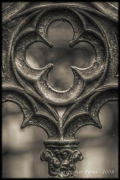Gothic Iron by SmilingMonk, via Flickr