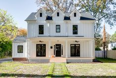 """Josh and Beese """"popped the top"""" on a Cape Cod in Richmond's Near West End by adding a second story and enlarging its footprint. So, it was expanded from 1,200 square feet to 2,700. """"We had so much fun with this house,"""" says Breese of the five-bedroom, three-bath house. """"It is one of our best houses that we've done."""""""