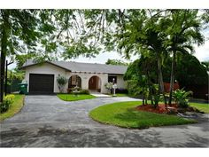 6280 SW 33 St, Miami, FL 33155 — BRING YOUR BEST OFFER...Beautiful & spacious home in Exclusive Shenley Park. Formal dining room and living room, big open kitchen with French windows and sliding glass door that lead to a tiled patio and spacious backyard.  Within minutes to all major hihways and downtown Miami.