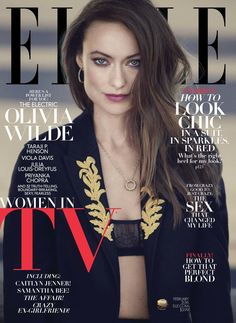 6d4d72c96ff6 Elle s 2016 Women in TV Cover Stars Might Be the Most Diverse in Years