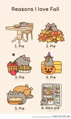 Reasons I love fall…