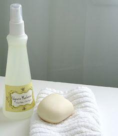 Homemade skin moisturizer with glycerin