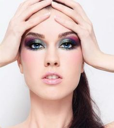 Amazing Winter Face Make Up Trends Ideas Looks 2013 2014 10 Amazing Winter Face Make Up Trends, Ideas & Looks 2013/ 2014