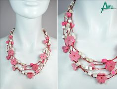 Cherry Blossom Necklace by AbruSHOP